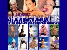 Short Haired Girls
