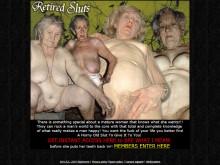 Retired Sluts