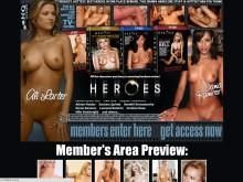Heroes Uncencored Porn SIte