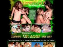 Homemade Lesbian Porn