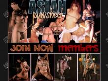 Asian Punished