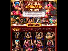 Weird Tentacle Porn