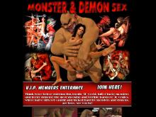 Monster & Demon Sex