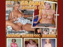 Granny Shocking Sex