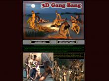 3D Gang Bang