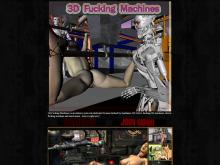 3D Fucking Machines