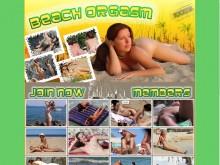 Beach Orgasm