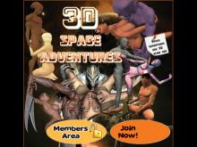 3D Space Adventures