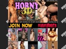Horny 3D